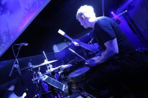 Alexander Hinz, Profi-Schlagzeuger, Hamburg